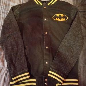 Batman Varsity Jacket